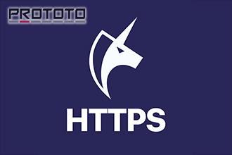 유니콘 HTTPS 어플리케이션